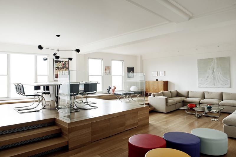Upper west side apartment ogawa depardon architects for Upper west side apartment